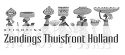 Logo Stichting Zendings Thuisfront Holland